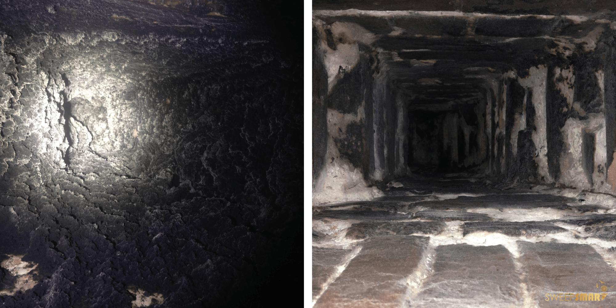 dirty chimney