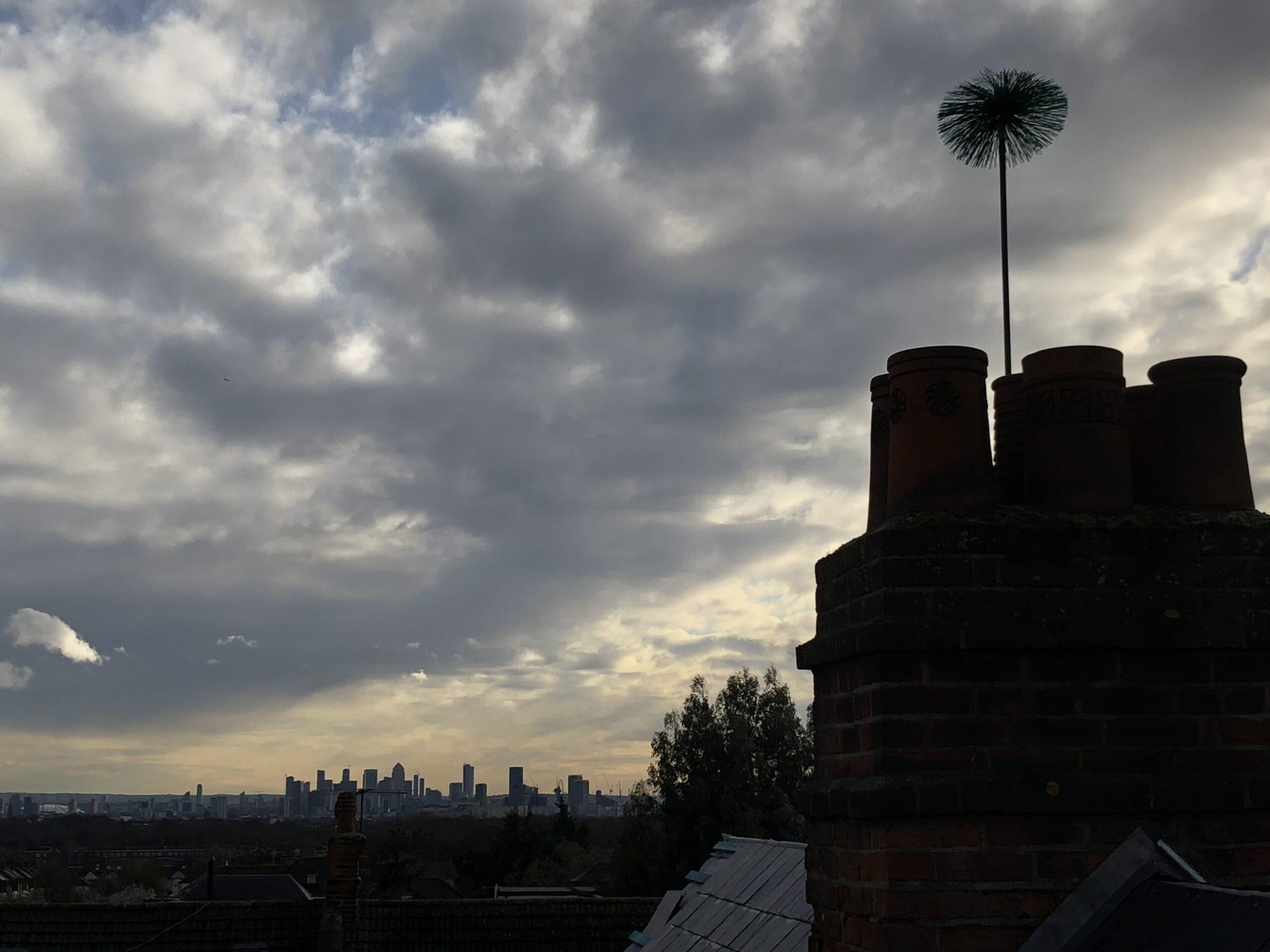 chimney brush
